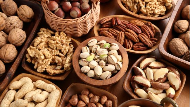 E Vitamini Hangi Kuruyemişlerde Bulunur?