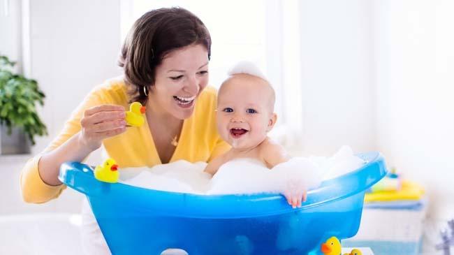 Bebek Şampuanı Nasıl Seçilir?